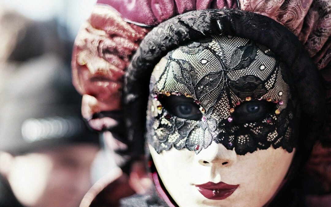 Sinner, Baker, Fabulist, Priest; Red Mask, Black Mask, Gentleman, Beast