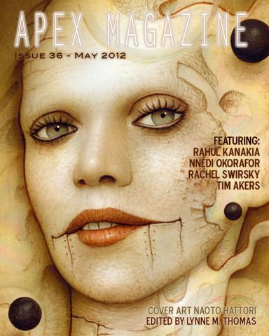 Apex Magazine Issue 36 Cover