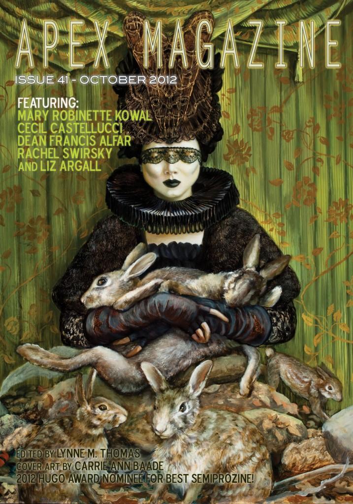 Apex Magazine Issue 41