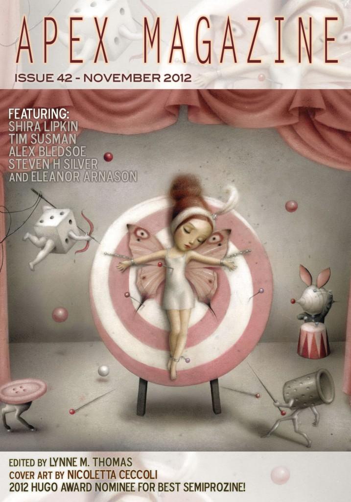 Apex Magazine Issue 42 Cover