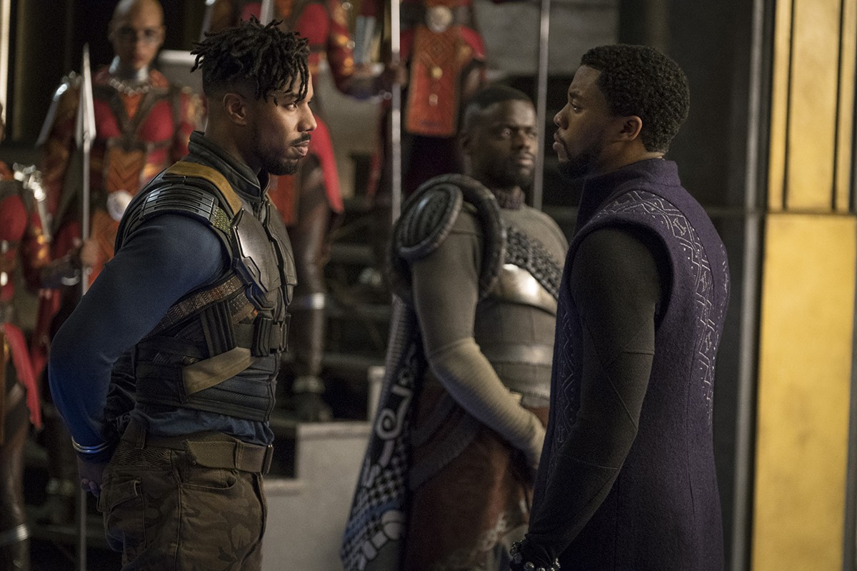 Persistence of Vision: Black Panther