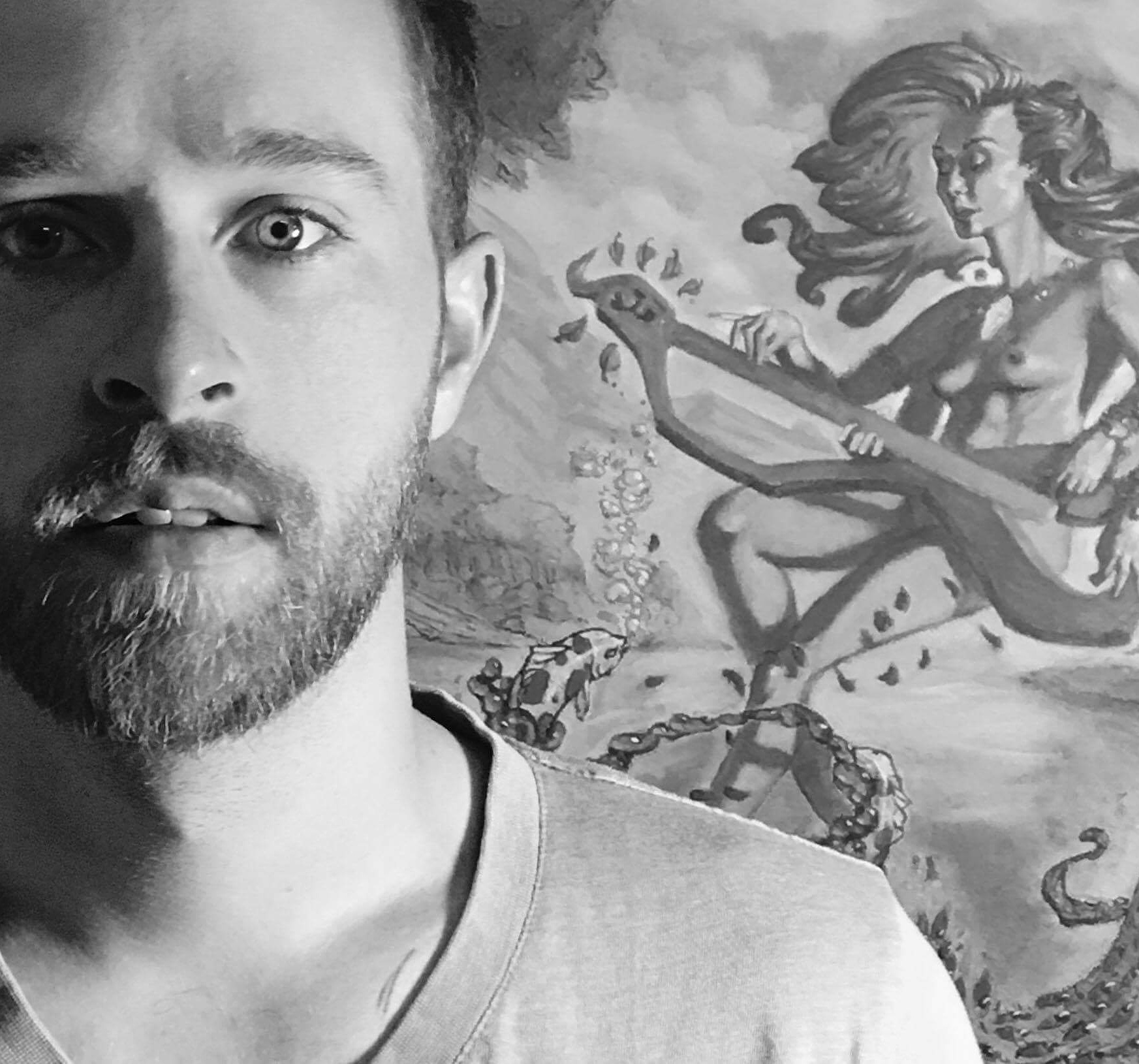 Interview with Cover Artist Chase Henson