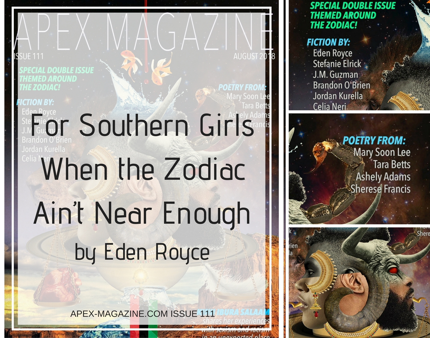 For Southern Girls When the Zodiac Ain't Near Enough