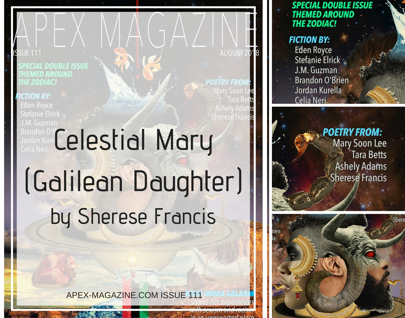 Celestial Mary (Galilean Daughter)