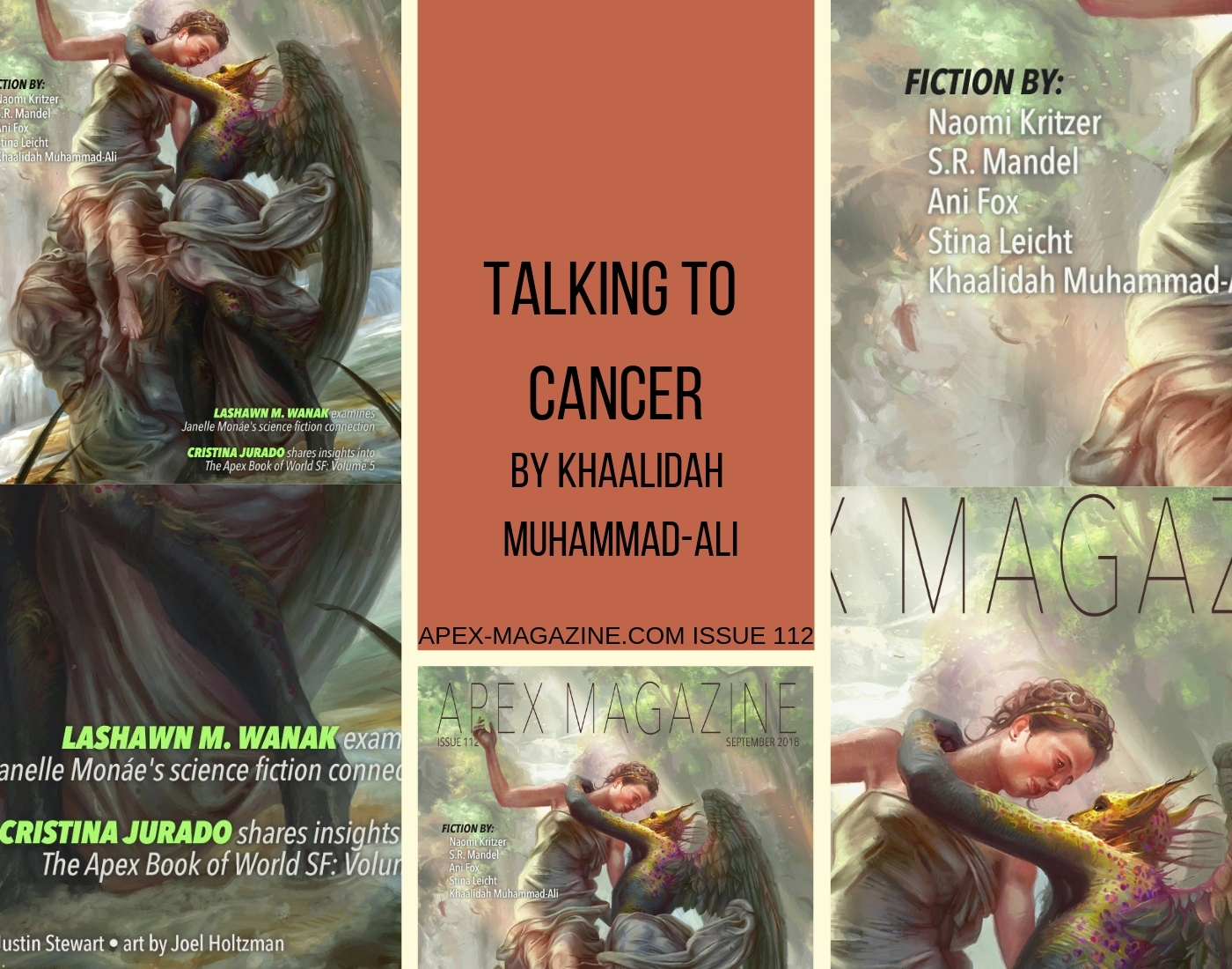 Talking to Cancer