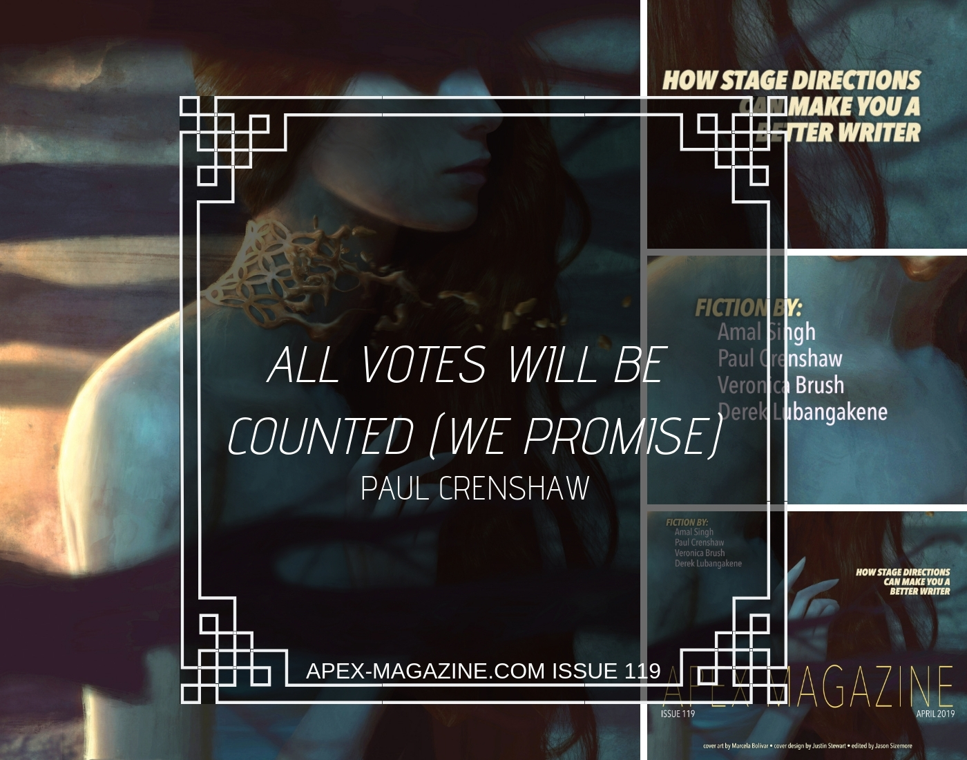All Votes Will Be Counted (We Promise)