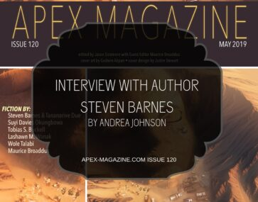 Interview with Author Steven Barnes
