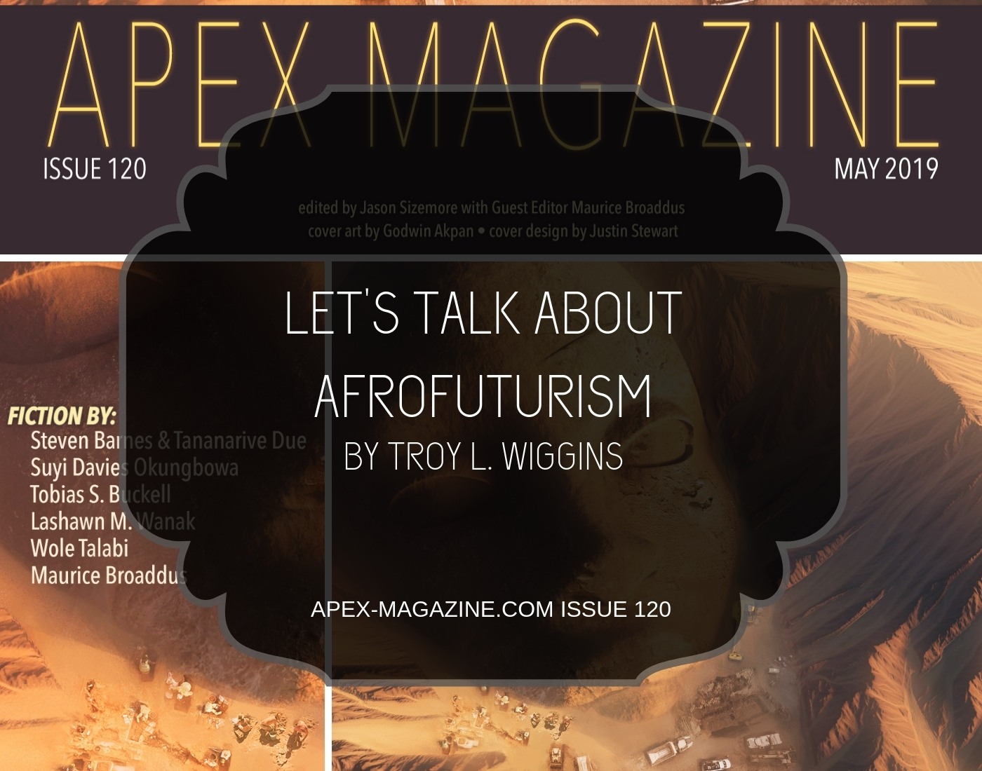 Let's Talk About Afrofuturism