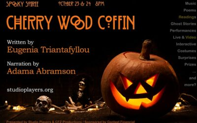 """Catch the Studio Players Adaptation of """"Cherry Wood Coffins"""""""