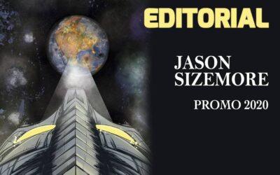 Apex Magazine Promo 2020 Editorial
