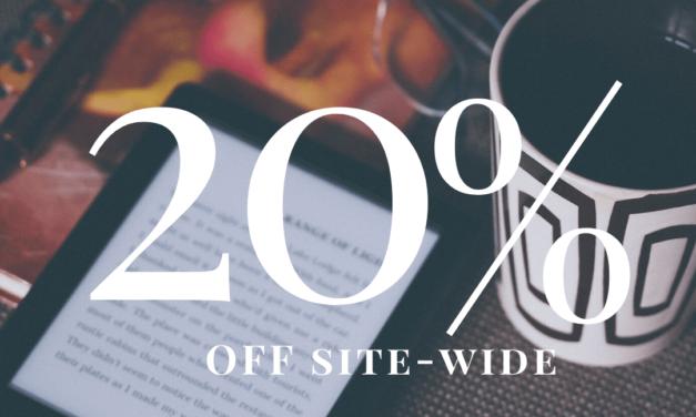 Apex Magazine Site-wide 20% Sale