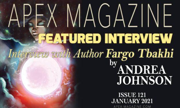 Interview with Author Fargo Tbakhi