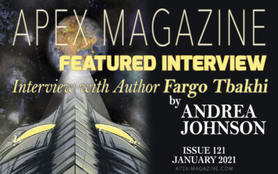 Interview with Author Fargo Tbakhi