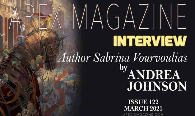 Interview with Author Sabrina Vourvoulias