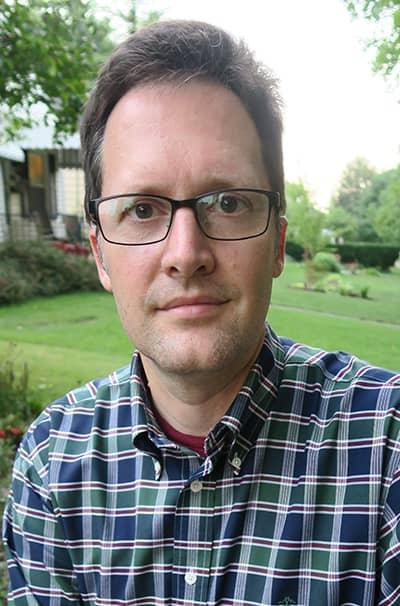 A Conversation with Jason Sanford, Author of PLAGUE BIRDS
