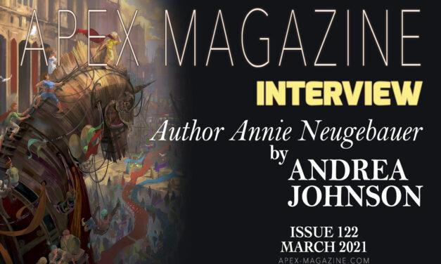 Interview with Author Annie Neugebauer