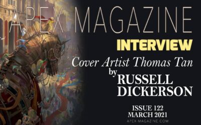 Interview with Cover Artist Thomas Tan