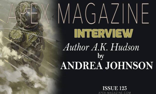 Interview with Author A.K. Hudson