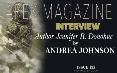 Interview with Author Jennifer R. Donohue