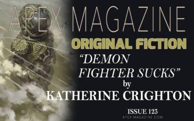 DEMON FIGHTER SUCKS