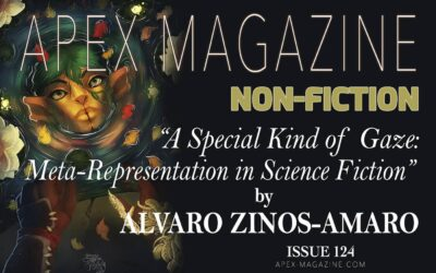 A Special Kind of Gaze: Meta-Representation in Science Fiction