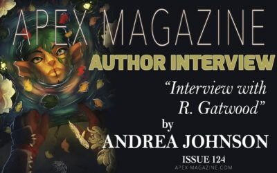 Interview with Author R Gatwood