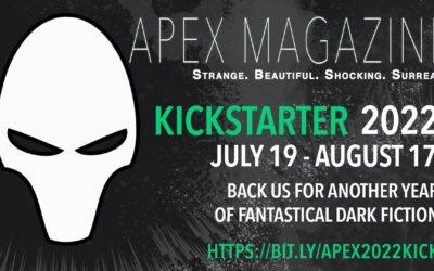 Apex Magazine Kickstarter: 8 Days Remain