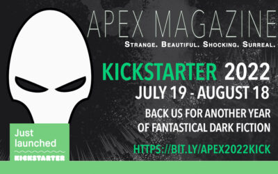 The Apex Magazine 2022 Kickstarter Has Launched!