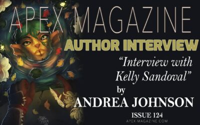 Interview with Kelly Sandoval