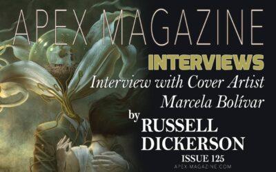 Interview with Artist Marcela Bolívar