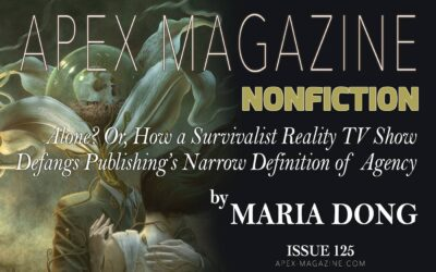 Alone? or, How a Survivalist Reality TV Show Defangs Publishing's Narrow Definition of Agency