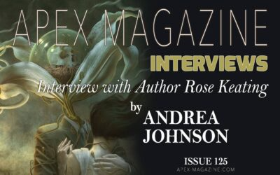 Interview with Author Rose Keating