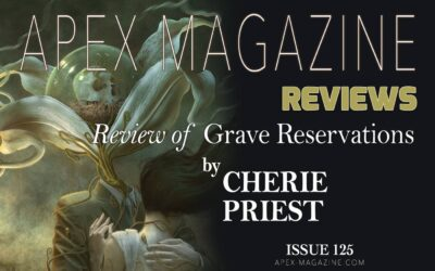 BOOK REVIEW: Grave Reservations by Cherie Priest
